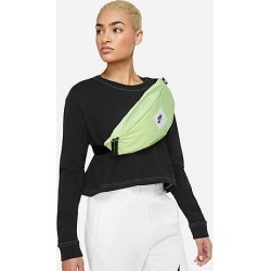 Nike Air Heritage Hip Pack in Green/Liquid Lime 100% Polyester found on Bargain Bro from Finish Line for USD $19.00