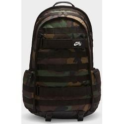 Nike Camo SB RPM Skate Backpack in Brown/Camo 100% Polyester found on Bargain Bro from Finish Line for USD $68.40