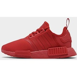 Adidas Men's Originals NMD R1 Casual Shoes in Red Size 12.0 found on MODAPINS from Finish Line for USD $130.00