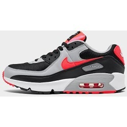 Nike Boys' Big Kids' Air Max 90 Casual Shoes in Black Size 6.5 Leather found on Bargain Bro India from Finish Line for $100.00