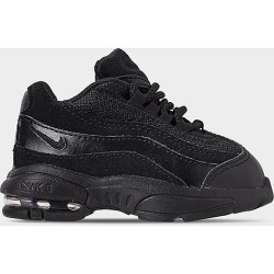 Nike Kids' Toddler Air Max 95 Casual Shoes in Black Size 5.0 Leather found on Bargain Bro Philippines from Finish Line for $65.00