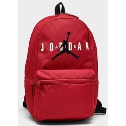 Jordan Jumpman Backpack in Red/Red 100% Polyester found on Bargain Bro from Finish Line for USD $34.20