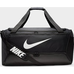 Nike Brasilia Large Training Duffel Bag in Black/Black Polyester found on Bargain Bro from Finish Line for USD $38.00