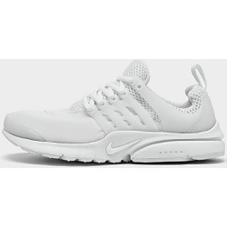 Nike Boys' Big Kids' Presto Casual Shoes in White/White Size 4.0 found on Bargain Bro Philippines from Finish Line for $100.00