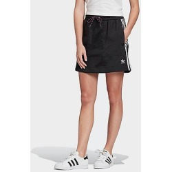 Adidas Women's Originals Skirt in Black Size Large Cotton/Polyester found on MODAPINS from Finish Line for USD $40.00