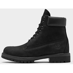 Timberland Men's 6 Inch Premium Waterproof Boots in Black/Black Size 8.5 Leather found on Bargain Bro Philippines from Finish Line for $198.00