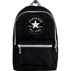 Converse All Star Chenille Patch Backpack in Black/Black found on Bargain Bro from Finish Line for USD $19.00