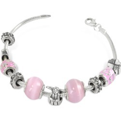 Tedora Designer Bracelets, Sterling Silver Baby Girl Bracelet found on Bargain Bro UK from FORZIERI.COM (UK)