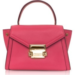 a94041e1491425 Michael Kors Designer Handbags, Whitney Mini Leather Satchel found on  MODAPINS from FORZIERI AU for