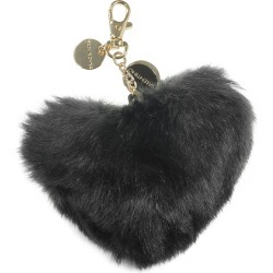 Valentino by Mario Valentino Designer Key Holders, Furry Hear Key-Fob found on Bargain Bro Philippines from Forzieri for $54.00