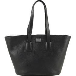 Blumarine Designer Handbags, Black Tote Bag w/Logo found on MODAPINS from Forzieri for USD $419.00