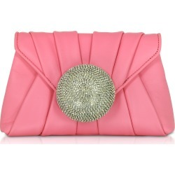 Gedebe Designer Handbags, Claire Small Nappa Clutch found on MODAPINS from FORZIERI  AU for USD $520.81