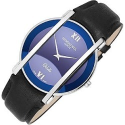 Raymond Weil Designer Women's Watches, Othello - Men's Stainless Steel and Leather Watch