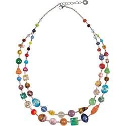 Antica Murrina Designer Necklaces, Long Bouquet Necklace found on Bargain Bro UK from FORZIERI.COM (UK)