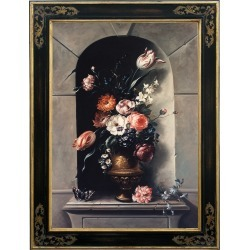 Bianchi Arte Designer Paintings, Oil on Canvas Still Life Painting found on Bargain Bro Philippines from FORZIERI  AU for $2484.62