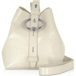 Rebecca Minkoff Designer Handbags, Naplack Leather Mini Kate Bucket Bag found on Bargain Bro UK from FORZIERI.COM (UK)