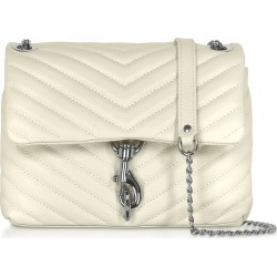 Rebecca Minkoff Designer Handbags, Quilted Leather Edie Xbody Bag found on Bargain Bro UK from FORZIERI.COM (UK)