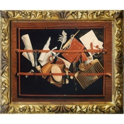 Bianchi Arte Designer Paintings, Oil on Canvas Still Life Painting found on Bargain Bro Philippines from Forzieri for $2130.00