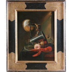 Bianchi Arte Designer Paintings, Oil on Canvas Still Life Painting found on Bargain Bro Philippines from FORZIERI  AU for $1976.87