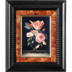 Bianchi Arte Designer Paintings, Oil on Canvas Still Life Painting found on Bargain Bro India from Forzieri for $950.00
