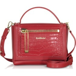 Baldinini Designer Handbags, Sophie Croco Embossed Leather Shoulder Bag found on MODAPINS from Forzieri for USD $259.00