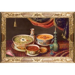 Bianchi Arte Designer Paintings, Oil on Canvas Still Life Painting found on Bargain Bro India from Forzieri for $3100.00