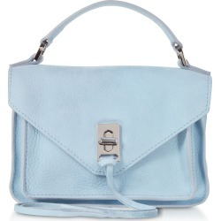 Rebecca Minkoff Designer Handbags, Nubuck Leather Mini Darren Messenger Bag found on Bargain Bro UK from FORZIERI.COM (UK)