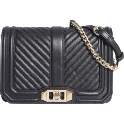 Rebecca Minkoff Designer Handbags, Small Chevron Quilted Bag found on Bargain Bro UK from FORZIERI.COM (UK)