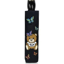 Moschino Designer Umbrellas, Butterfly Bear Supermini Umbrella found on Bargain Bro UK from FORZIERI.COM (UK)