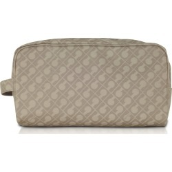 Gherardini Designer Small Leather Goods, Signature Fabric Softy Beauty Case found on Bargain Bro UK from FORZIERI.COM (UK)