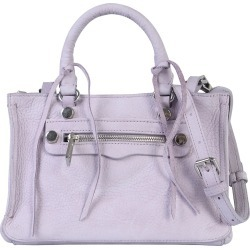 Rebecca Minkoff Designer Handbags, Regan Satchel Bag found on Bargain Bro UK from FORZIERI.COM (UK)