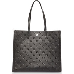 Kenzo Designer Handbags, Black Leather Blink Large Tote found on Bargain Bro UK from FORZIERI.COM (UK)