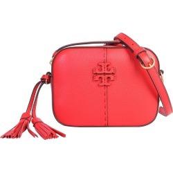 Tory Burch Designer Handbags, Mcgraw Leather Crossbody Bag found on Bargain Bro UK from FORZIERI.COM (UK)