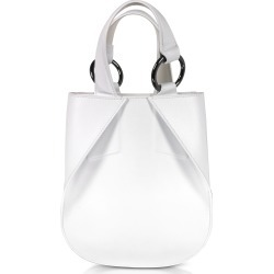 Giaquinto Designer Handbags, Joss Mini Leather Satchel Bag found on MODAPINS from Forzieri for USD $359.50