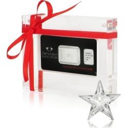 Amin Luxury Designer Earrings, 0.38 Carat Rising Star Cut Diamond found on Bargain Bro UK from FORZIERI.COM (UK)