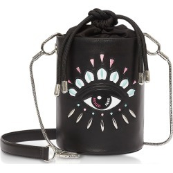 Kenzo Designer Handbags, Kontact Eye Mini Bucket Bag found on Bargain Bro UK from FORZIERI.COM (UK)