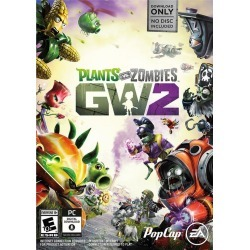 Electronic Arts Digital Plants vs. Zombies Garden Warfare 2 PC Download Now At GameStop.com!