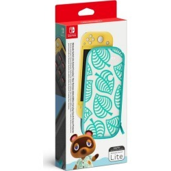 Nintendo Switch Lite Animal Crossing: New Horizons Aloha Edition Carrying Case and Screen Protector Nintendo Switch Accessories Nintendo GameStop