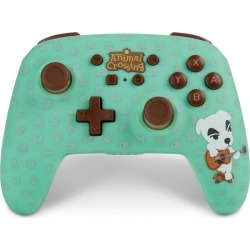 Nintendo Switch Animal Crossing: New Horizons K.K. Slider Enhanced Wireless Controller Pre-owned Nintendo Switch Accessories Nintendo GameStop found on GamingScroll.com from Game Stop US for $39.99