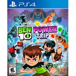 Ben 10: Power Trip found on GamingScroll.com from Game Stop US for $39.99