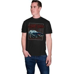 Hybrid Promotions, LLC Knight Rider T-Shirt Available At GameStop Now!