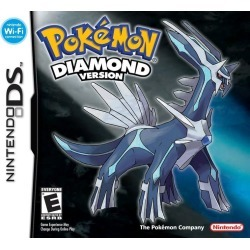 Pokemon Diamond found on GamingScroll.com from Game Stop US for $49.99