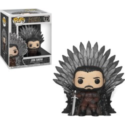 POP! Deluxe: Game of Thrones Jon Snow on Throne found on Bargain Bro India from Game Stop US for $12.97