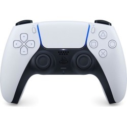 Sony DualSense White Wireless Controller PS5 Accessories Sony GameStop found on Bargain Bro Philippines from Game Stop US for $69.00