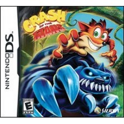 Crash of the Titans Pre-owned Nintendo DS Games Sierra GameStop found on Bargain Bro India from Game Stop US for $14.99