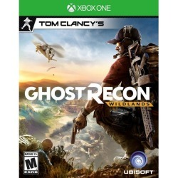 UbiSoft Digital Tom Clancy's Ghost Recon Wildlands Xbox One Download Now At GameStop.com! found on GamingScroll.com from Game Stop US for $49.99