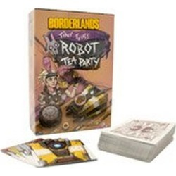 Borderlands Tiny Tina's Robot Tea Party Card Game Gearbox Publishing GameStop found on Bargain Bro from Game Stop US for USD $9.10