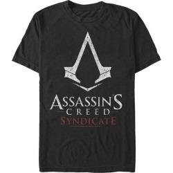 Assassin's Creed Syndicate Stacked Logo T-Shirt Fifth Sun GameStop found on Bargain Bro India from Game Stop US for $19.99