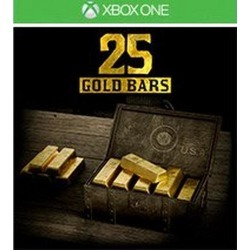 Digital Red Dead Redemption 2 - 25 Gold Bars Xbox One Download Now At GameStop.com!