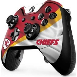 NFL Kansas City Chiefs Controller Skin for Xbox One Elite Xbox One Accessories Microsoft GameStop found on Bargain Bro Philippines from Game Stop US for $14.99